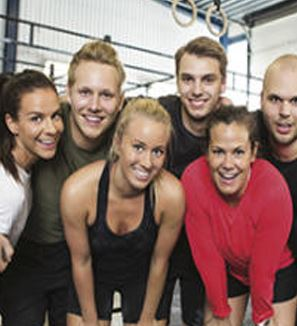 the team at balance fitness y